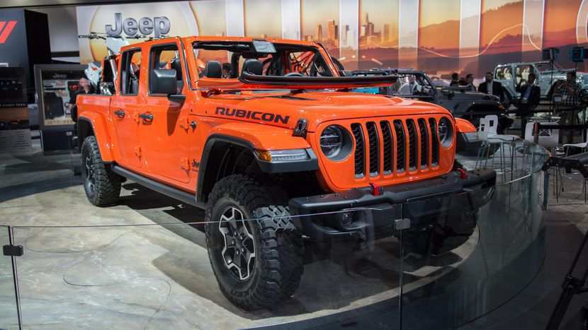 61 New 2020 Jeep Rubicon Redesign for 2020 Jeep Rubicon