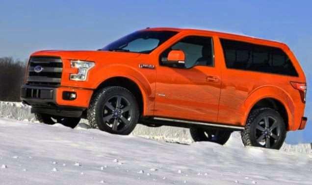 61 New 2020 Orange Ford Bronco Release Date by 2020 Orange Ford Bronco