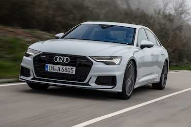 61 The 2019 Audi A6 Review Exterior and Interior by 2019 Audi A6 Review