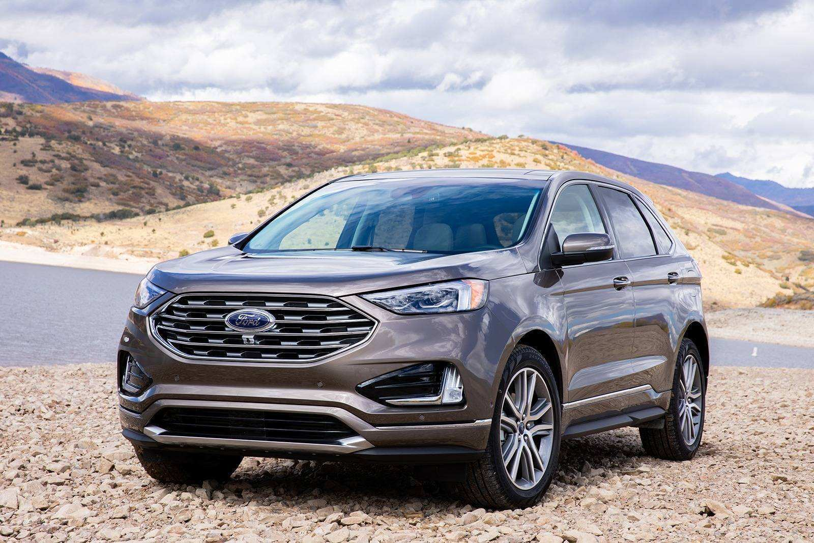 61 The 2019 Ford Edge Price and Review for 2019 Ford Edge