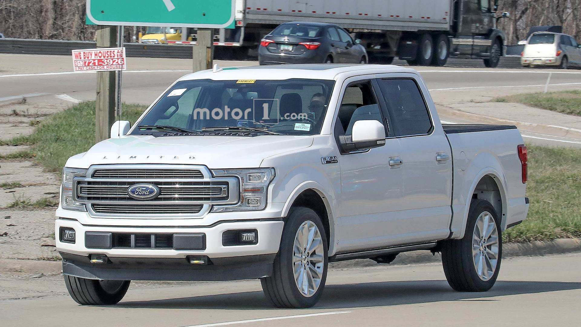 61 The 2019 Ford F 150 Limited Style for 2019 Ford F 150 Limited