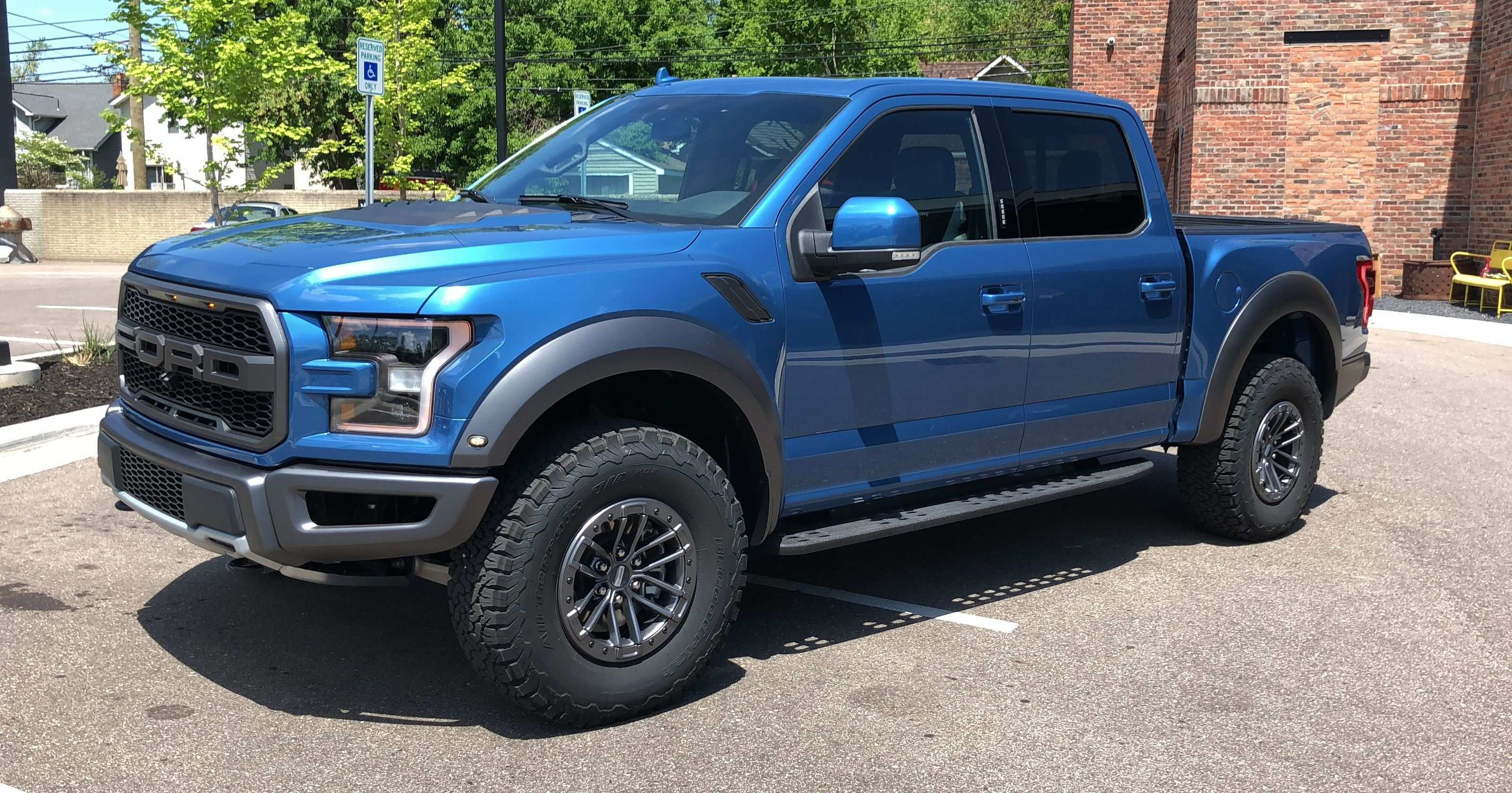 61 The 2019 Ford Raptor Spy Shoot by 2019 Ford Raptor