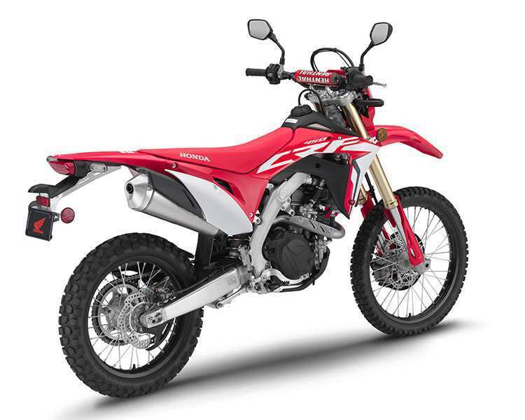 61 The 2019 Honda 450X Model by 2019 Honda 450X