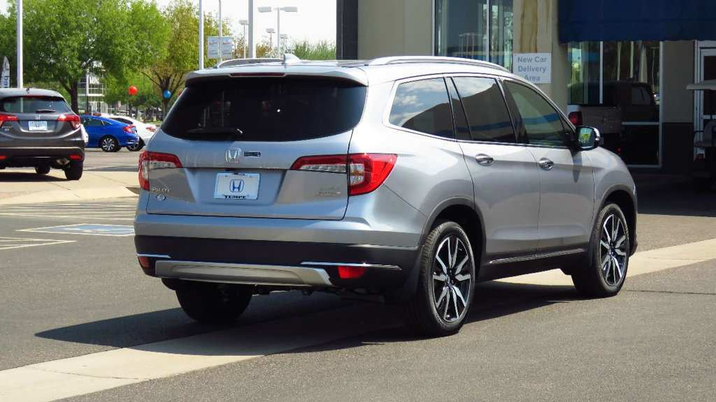 61 The 2019 Honda Pilot Speed Test by 2019 Honda Pilot