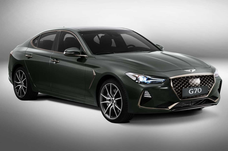 61 The 2019 Hyundai Genesis G70 Release Date with 2019 Hyundai Genesis G70