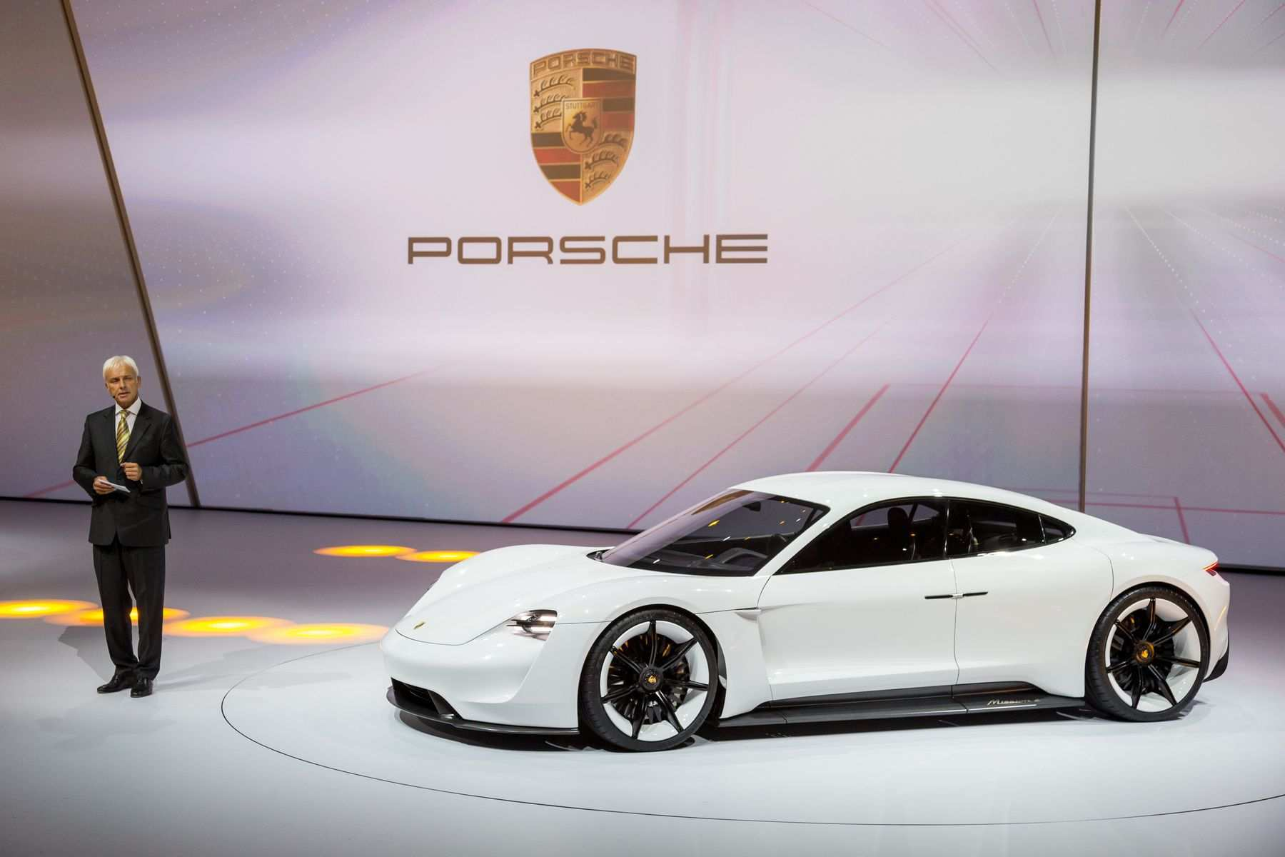 61 The 2019 Porsche Electric Car Redesign by 2019 Porsche Electric Car