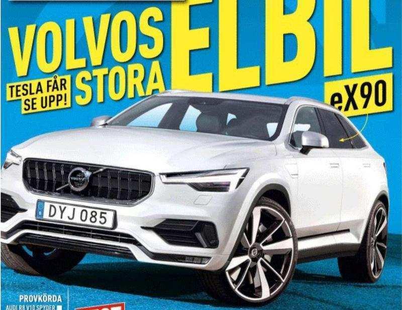 61 The Volvo 2019 Elbilar Concept with Volvo 2019 Elbilar