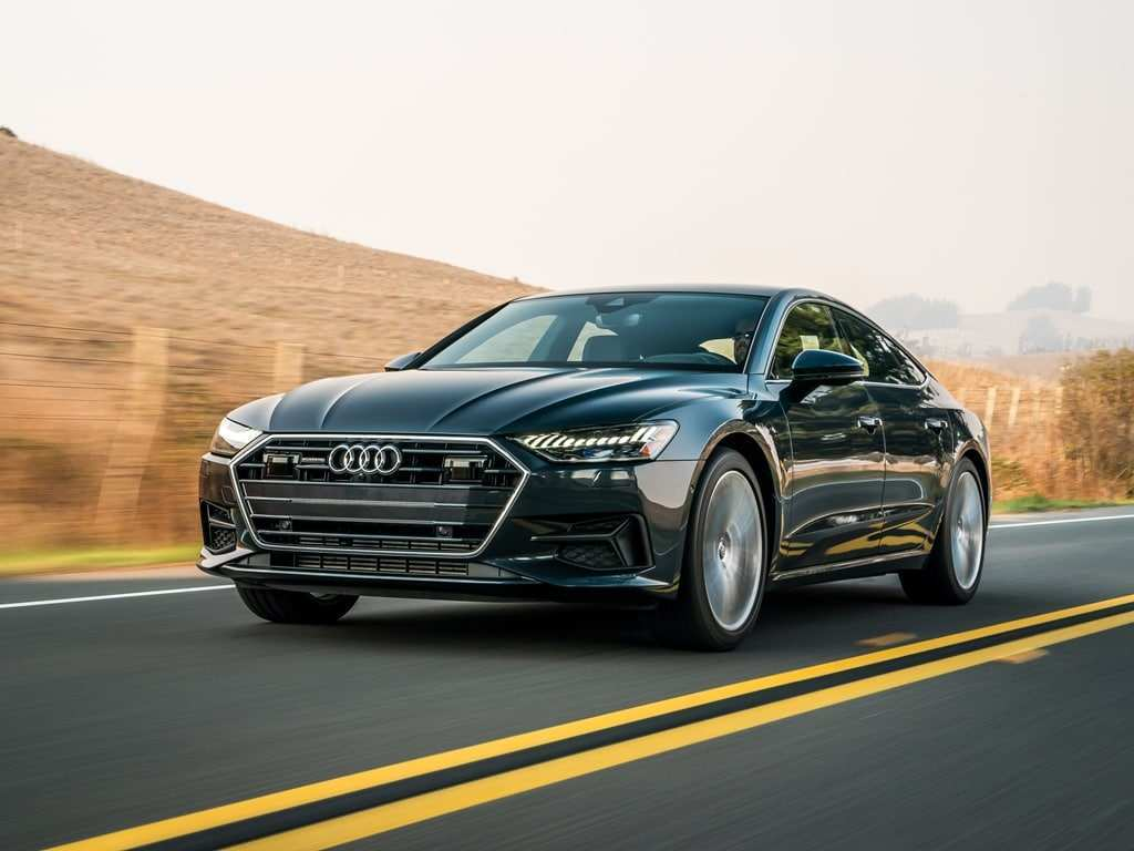 62 All New 2019 Audi A7 Release Date Price by 2019 Audi A7 Release Date