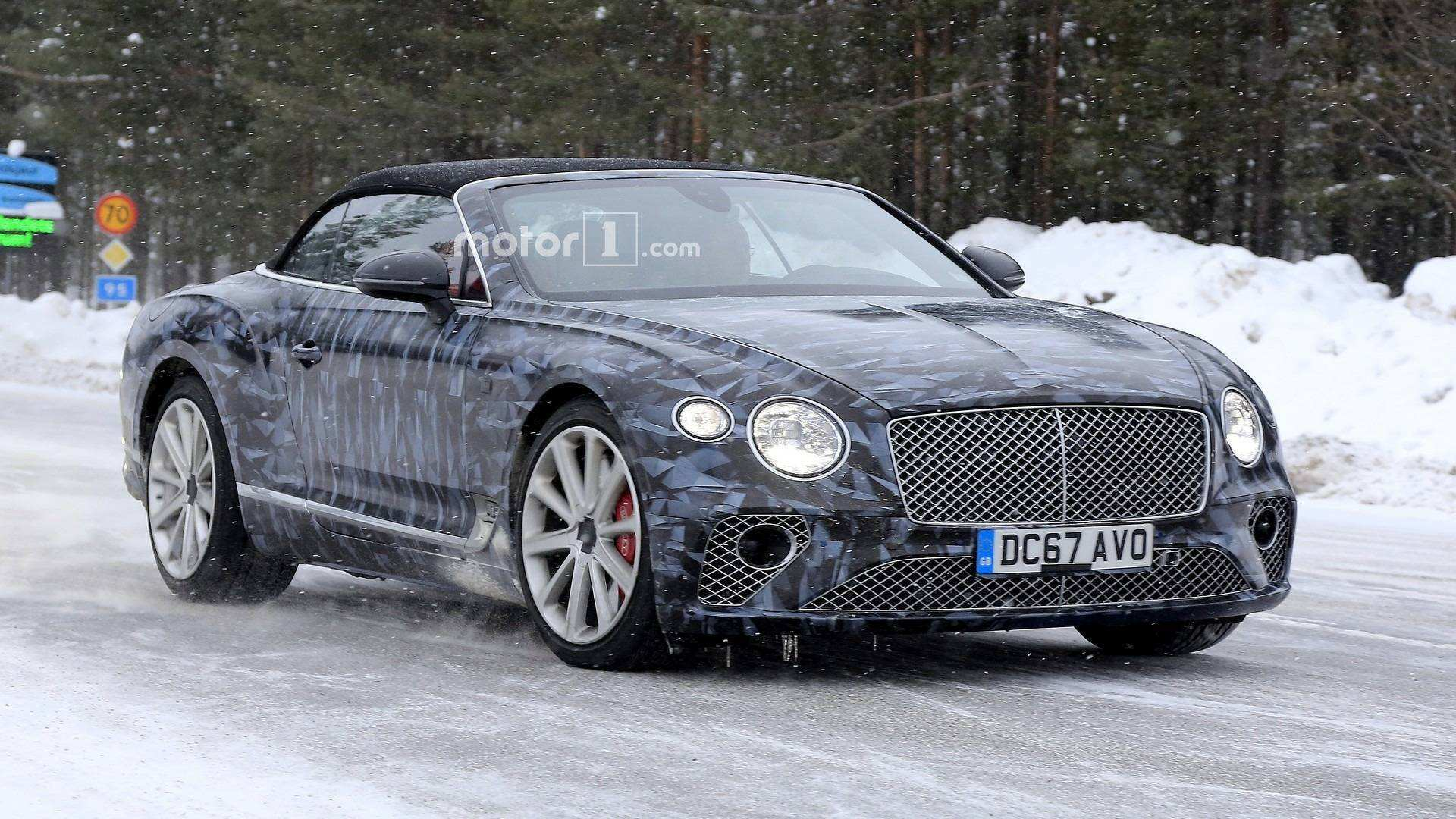 62 All New 2019 Bentley Continental Gt V8 History by 2019 Bentley Continental Gt V8