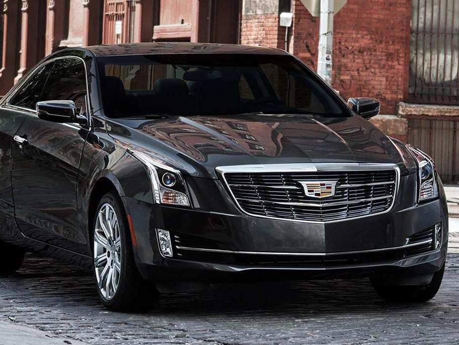 62 All New 2019 Cadillac Ats Coupe Engine by 2019 Cadillac Ats Coupe