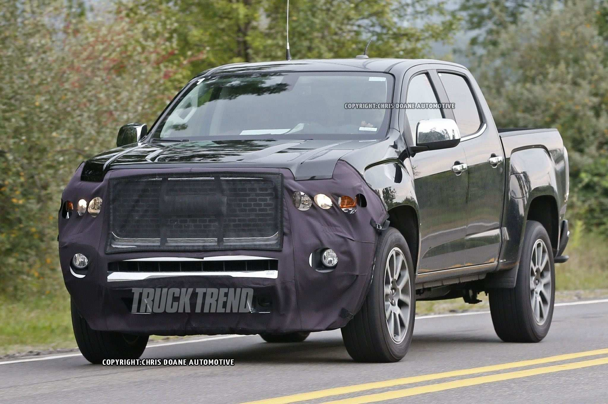 62 All New 2019 Gmc Canyon Rumors Overview with 2019 Gmc Canyon Rumors