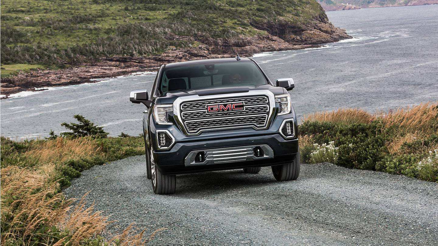 62 All New 2019 Gmc Horsepower Engine by 2019 Gmc Horsepower