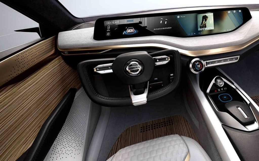 62 All New 2019 Nissan Altima Concept Engine with 2019 Nissan Altima Concept