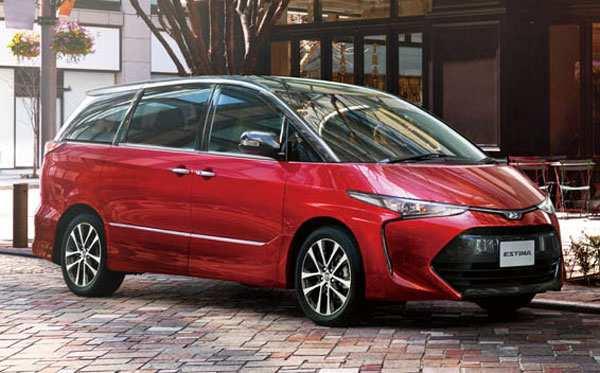 62 All New 2019 Toyota Estima Overview by 2019 Toyota Estima