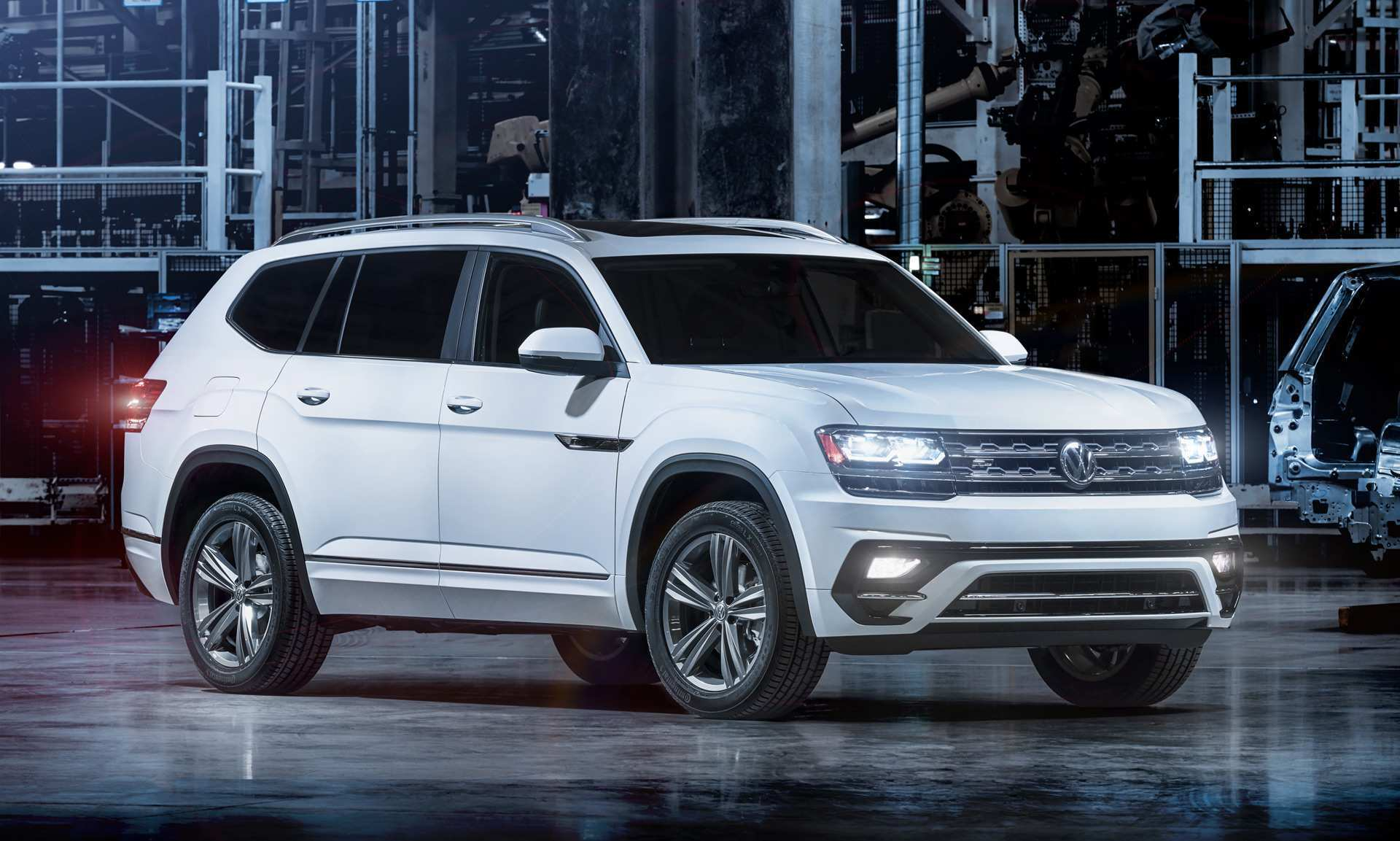 62 All New 2019 Volkswagen Atlas New Review by 2019 Volkswagen Atlas