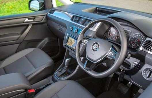 62 All New 2019 Volkswagen Caddy Redesign by 2019 Volkswagen Caddy