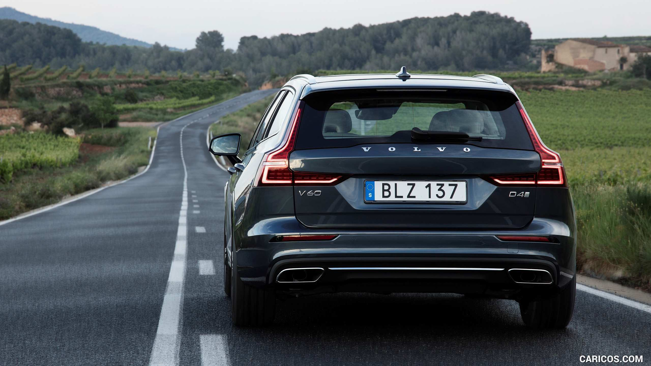 62 All New 2019 Volvo V60 D4 Specs and Review by 2019 Volvo V60 D4