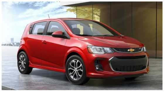 62 All New Chevrolet Aveo 2019 Picture with Chevrolet Aveo 2019
