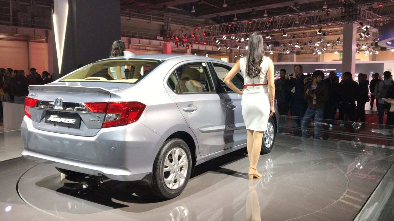 62 All New Honda Amaze 2020 Review by Honda Amaze 2020