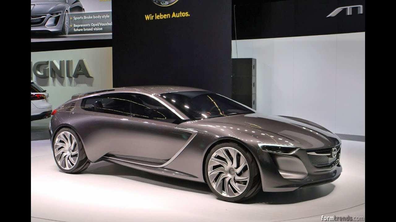 62 All New Opel Senator 2019 Redesign by Opel Senator 2019
