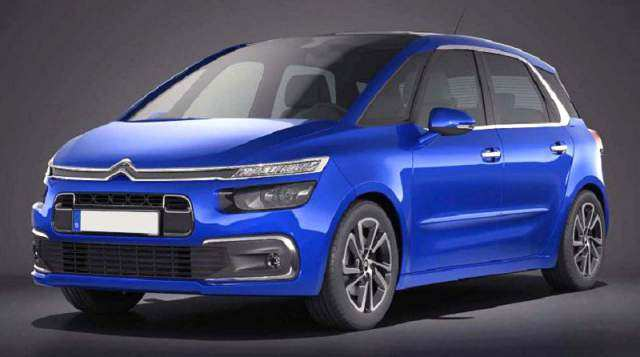 62 Best Review 2019 Citroen C4 Picasso Release Date for 2019 Citroen C4 Picasso