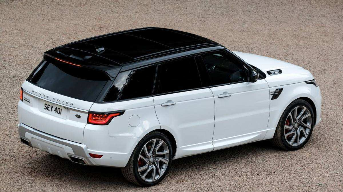 62 Best Review 2019 Land Rover Range Rover Sport Price by 2019 Land Rover Range Rover Sport