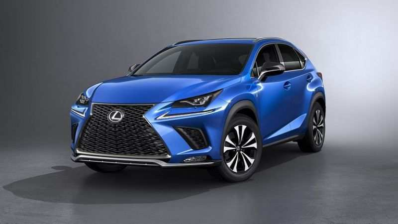 62 Best Review 2019 Lexus Hybrid Style for 2019 Lexus Hybrid