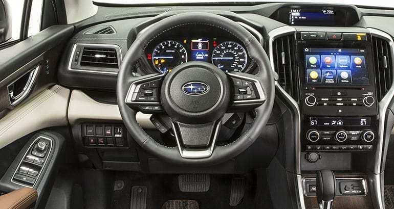 62 Best Review 2019 Subaru Ascent Fuel Economy Overview by 2019 Subaru Ascent Fuel Economy