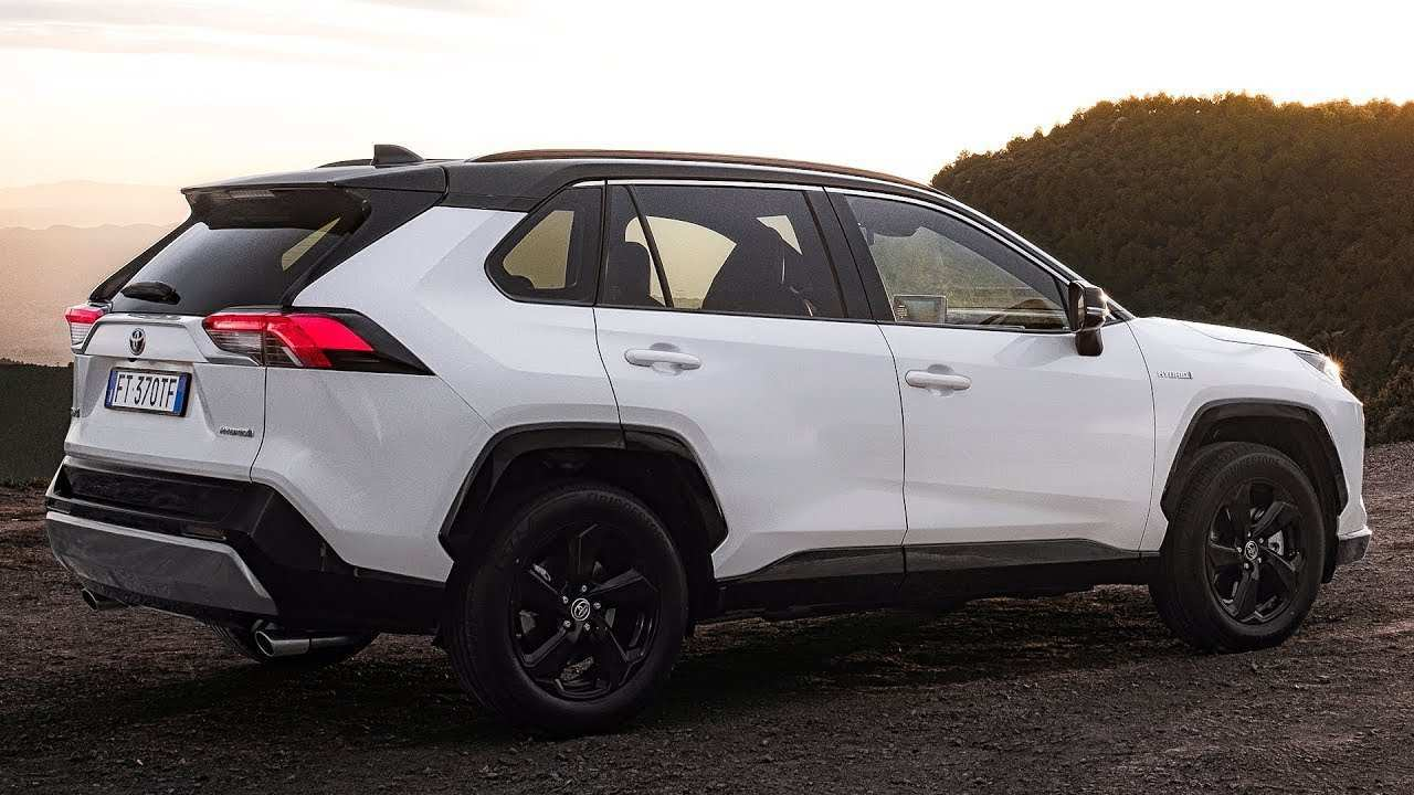 62 Best Review 2019 Toyota Rav4 Hybrid Exterior and Interior for 2019 Toyota Rav4 Hybrid