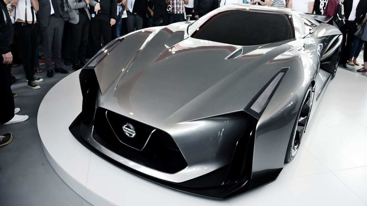 62 Best Review 2020 Concept Nissan Gtr Release by 2020 Concept Nissan Gtr