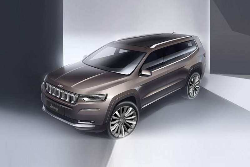 62 Best Review 2020 Jeep Grand Cherokee Redesign Redesign and Concept by 2020 Jeep Grand Cherokee Redesign