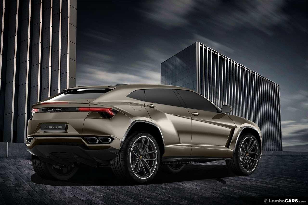 62 Best Review 2020 Lamborghini Suv Redesign for 2020 Lamborghini Suv