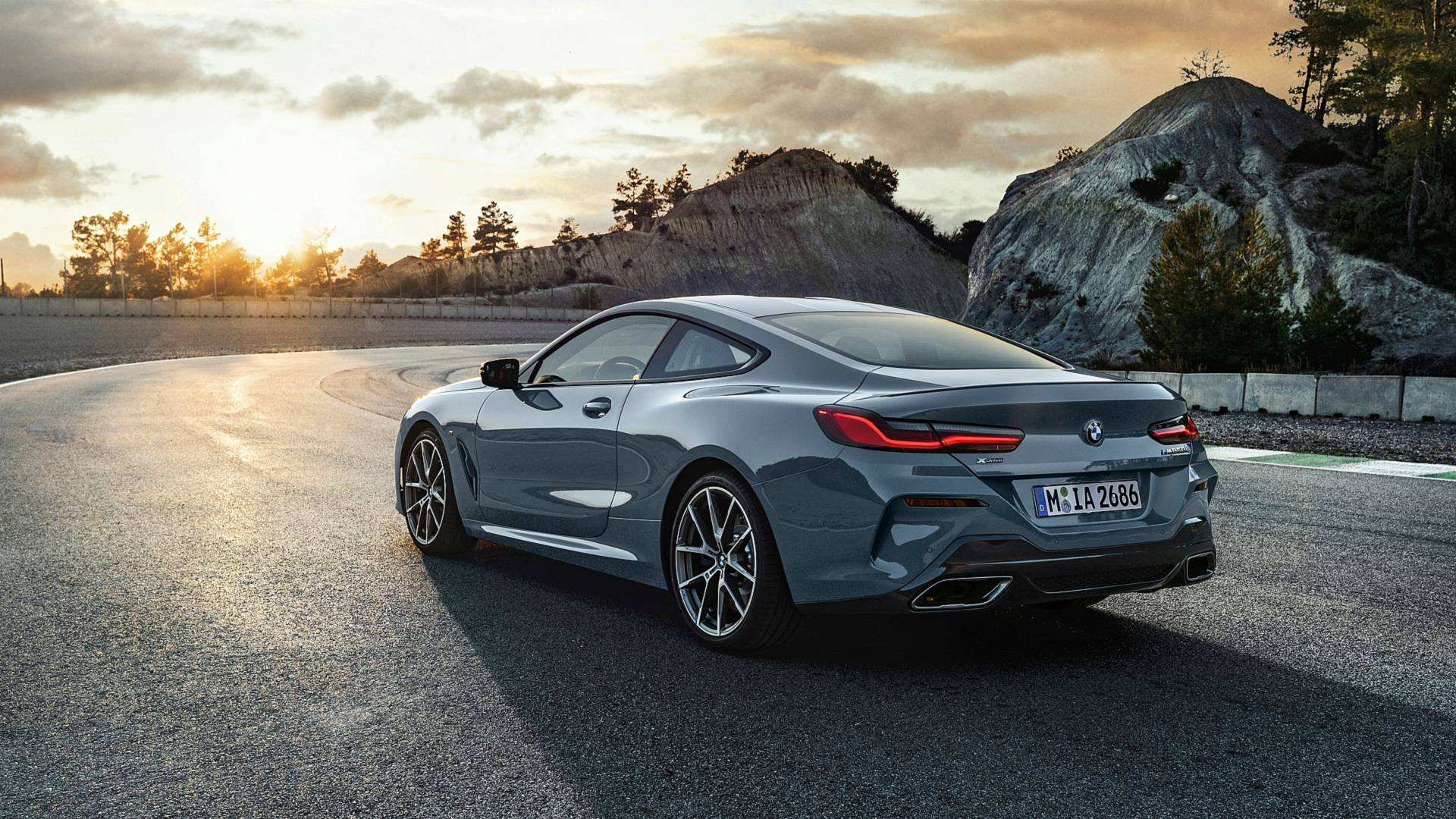62 Best Review Bmw 8 2019 Redesign with Bmw 8 2019