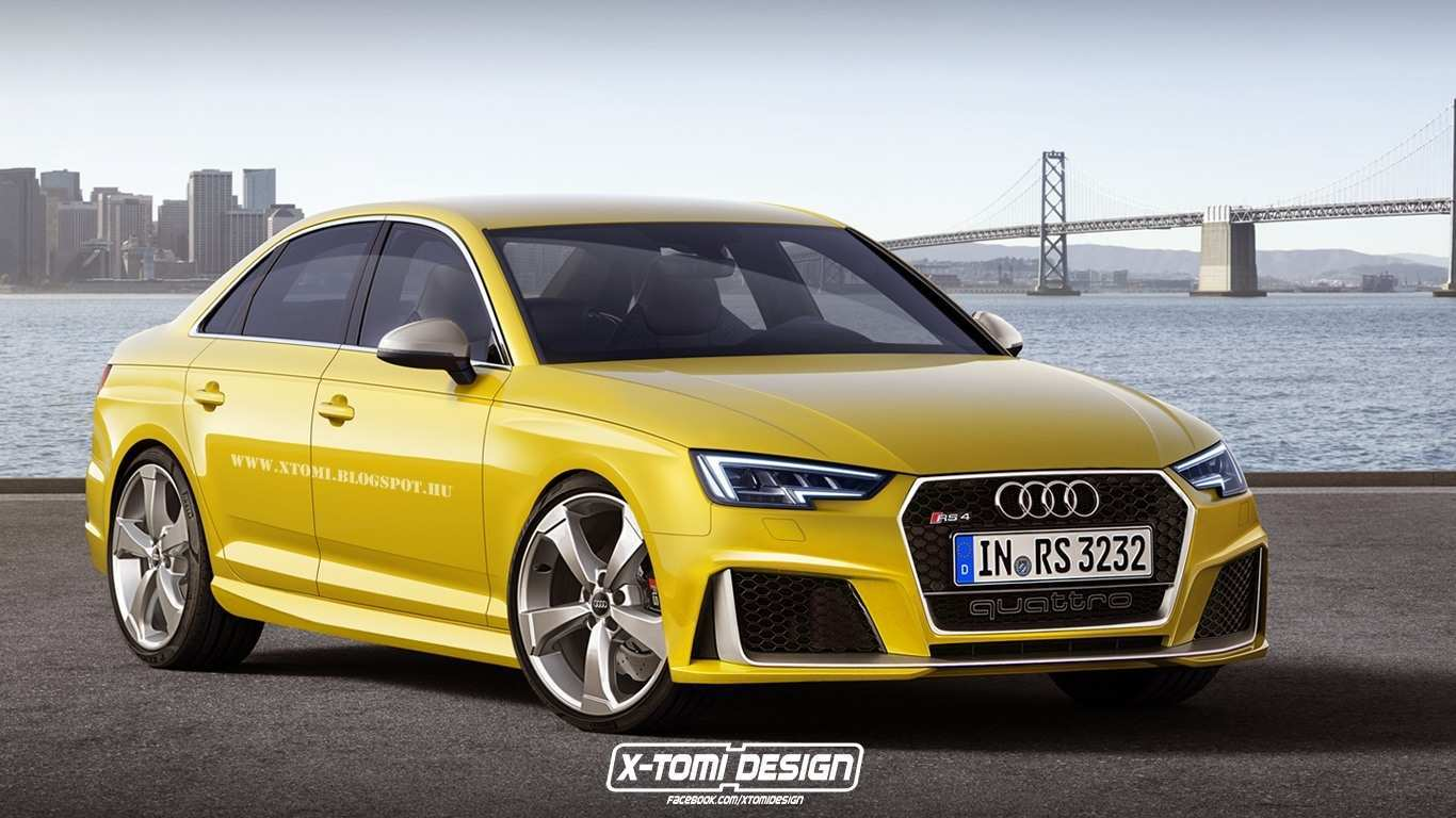 62 Concept of 2019 Audi Rs4 Usa Performance by 2019 Audi Rs4 Usa