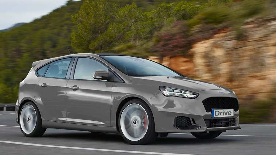 62 Concept of 2019 Ford Focus Pricing with 2019 Ford Focus