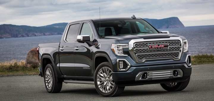 62 Concept of 2019 Gmc Release Engine with 2019 Gmc Release