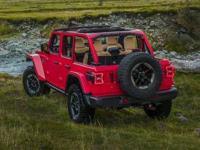 62 Concept of 2019 Jeep Grand Wrangler Exterior by 2019 Jeep Grand Wrangler