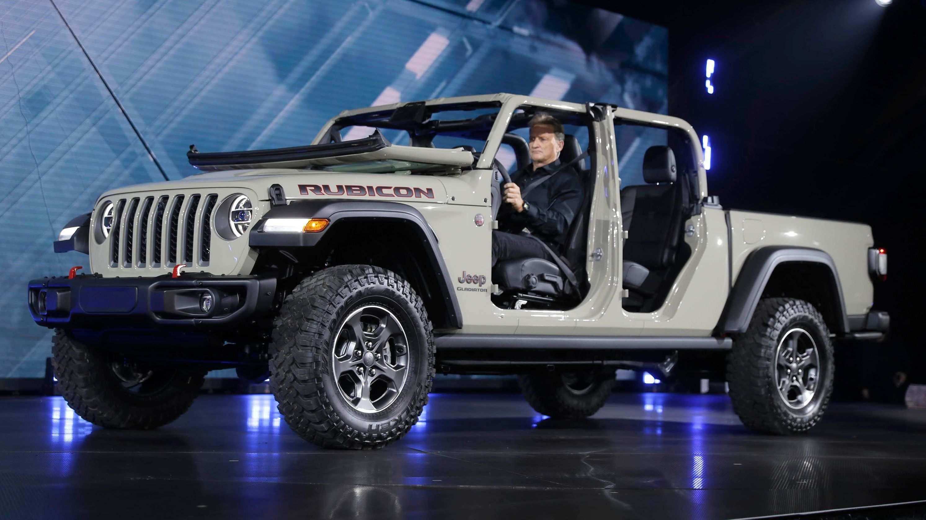 62 Concept of 2019 Jeep Wrangler La Auto Show Release with 2019 Jeep Wrangler La Auto Show