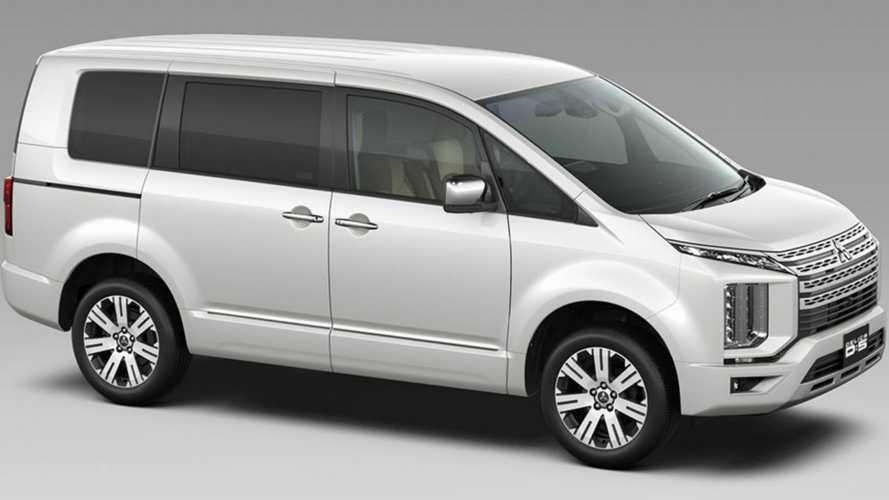 62 Concept of 2019 Mitsubishi Delica Interior with 2019 Mitsubishi Delica