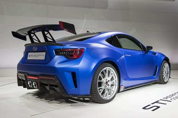 62 Concept of 2019 Subaru Brz Turbo Spesification for 2019 Subaru Brz Turbo