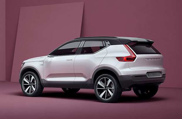 62 Concept of 2019 Volvo Electric Car Wallpaper for 2019 Volvo Electric Car