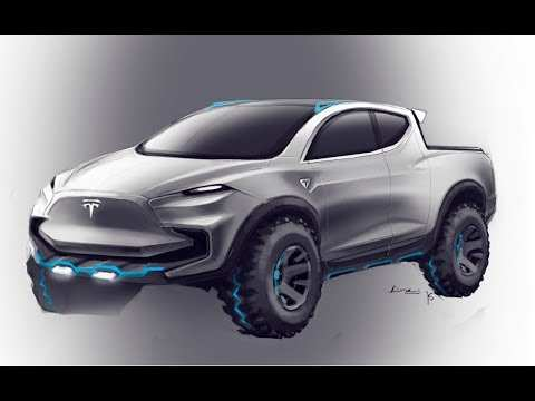 62 Concept of 2020 Tesla Truck Price by 2020 Tesla Truck