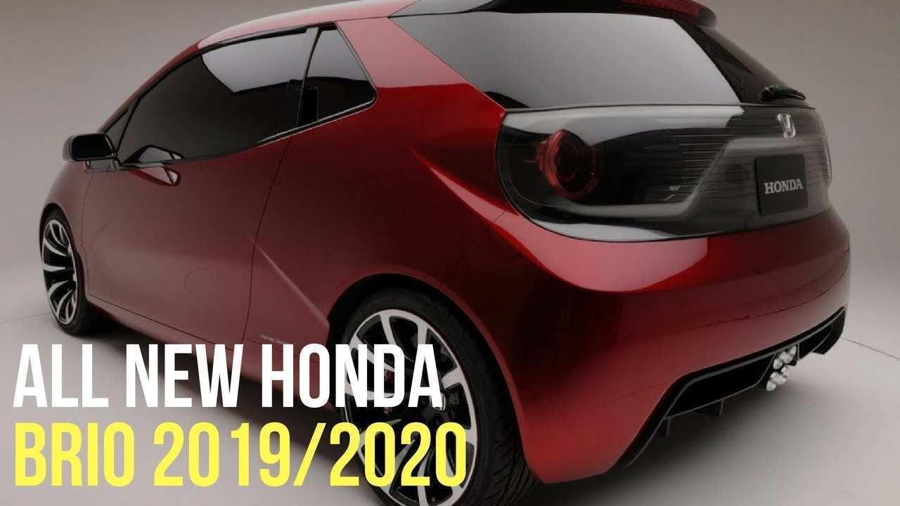 62 Concept of Honda Brio 2020 New Concept by Honda Brio 2020