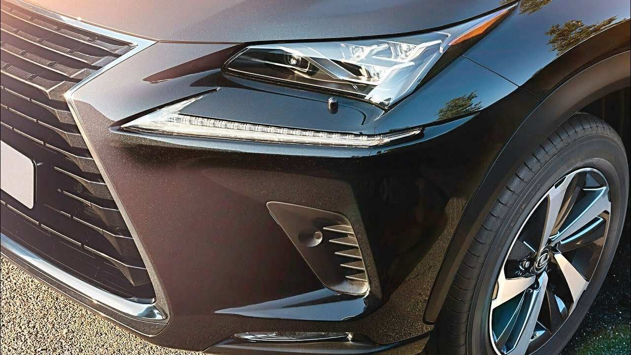 62 Concept of Nowy Lexus Nx 2019 Performance by Nowy Lexus Nx 2019