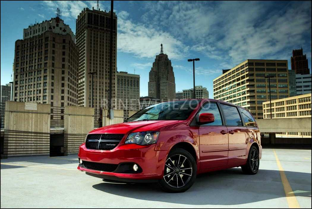 62 Gallery of 2019 Dodge Grand Caravan Gt First Drive with 2019 Dodge Grand Caravan Gt