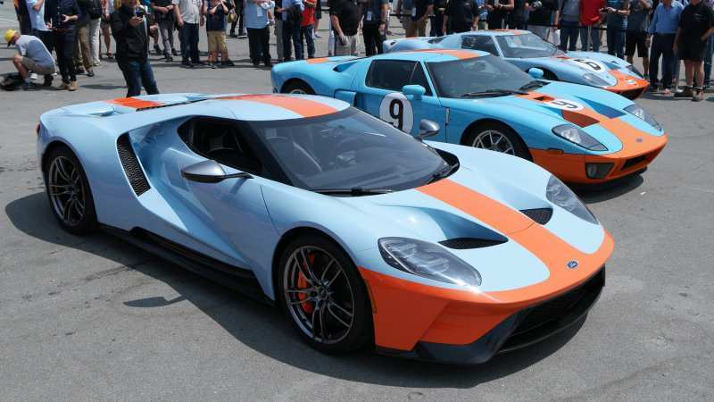 62 Gallery of 2019 Ford Gt Review for 2019 Ford Gt