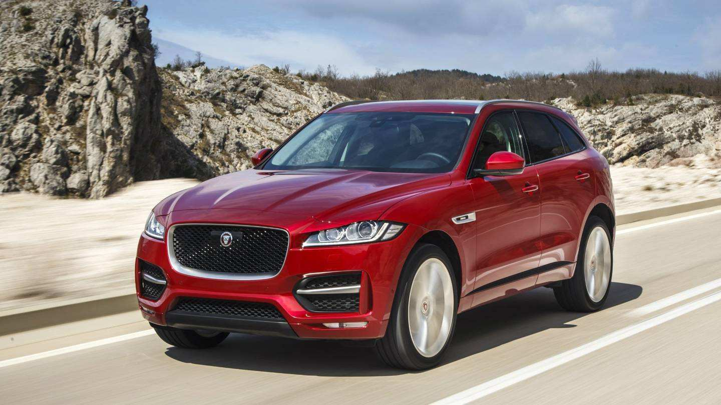 62 Gallery of 2019 Jaguar F Pace Changes Overview with 2019 Jaguar F Pace Changes