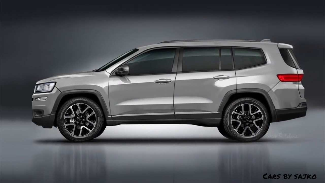 62 Gallery of 2019 Jeep Grand Wagoneer Specs by 2019 Jeep Grand Wagoneer