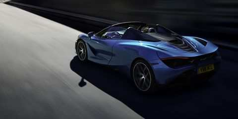 62 Gallery of 2019 Mclaren 720S Spider Configurations for 2019 Mclaren 720S Spider