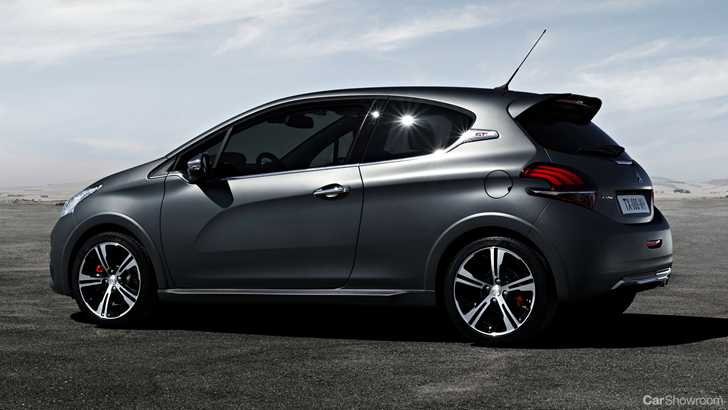 62 Gallery of 2019 Peugeot 208 Gti Pricing for 2019 Peugeot 208 Gti